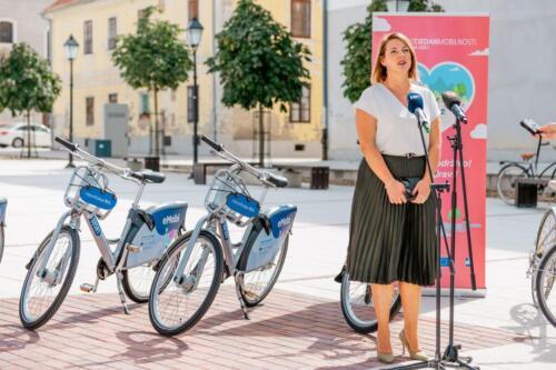 Otvoren sadržajni Europski tjedan mobilnosti u Osijeku