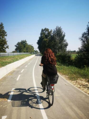 Puštena u promet proširena i moderno osvijetljena staza na Biljskoj cesti 4